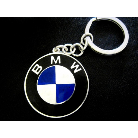 check-out 6e931 4bf00 Portachiavi BMW in argento